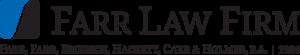 Farr Law Firm, sponsor