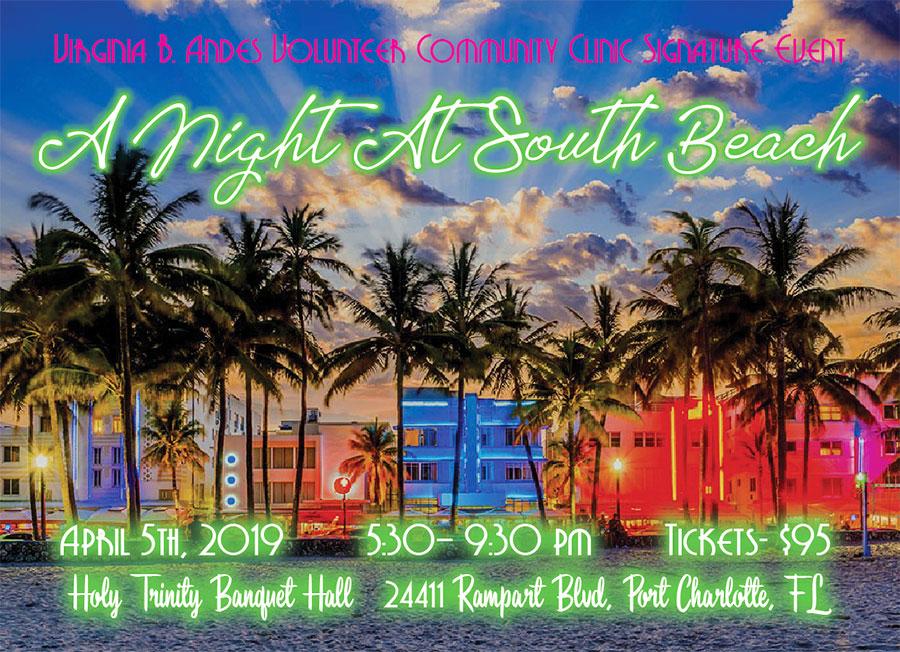A Night at South Beach 2019