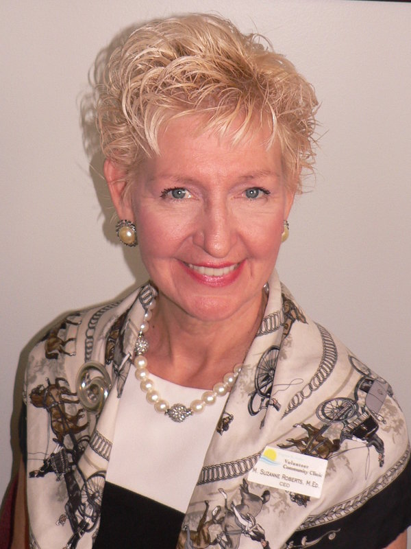 M. Suzanne Roberts, M.Ed.