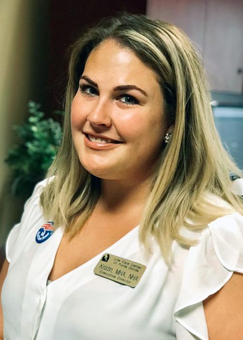 Kristin Cardona, Treasurer