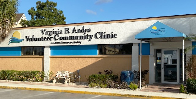 Virginia B Andes Volunteer Community Clinic, facility