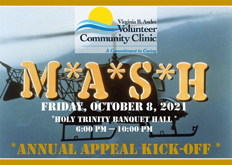 VBA Clinic MASH Annual Appeal Kick-off