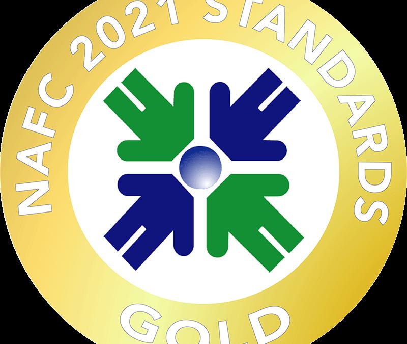 VBA Clinic Earns an NAFC 2021 Gold